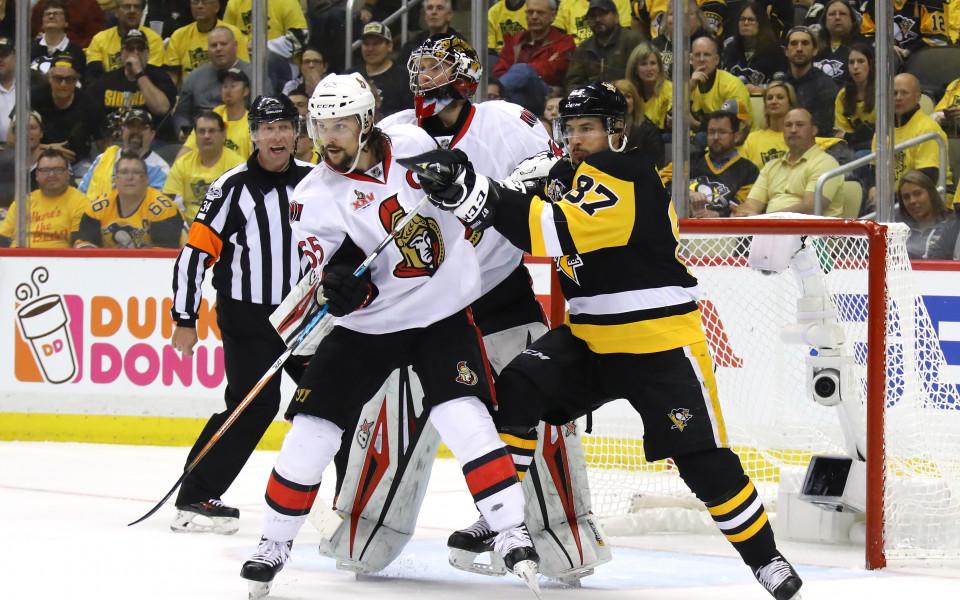 Отава не остави шансове на Детройт в НХЛ