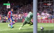 Четвърти гол за Кристъл Палас във вратата на Хъл Сити