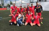 NOVA TV стана шампион в медийната футболна лига