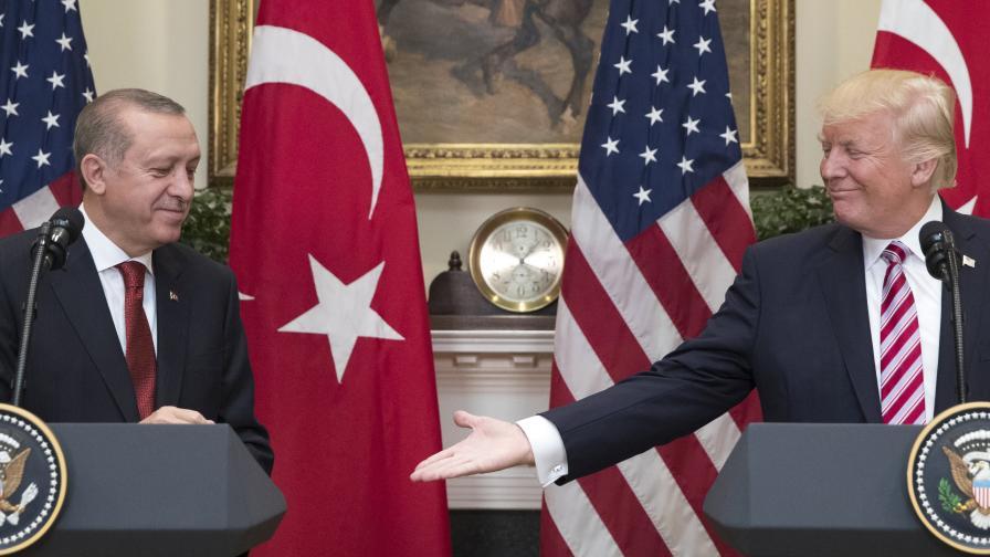 Тръмп: Турската смелост във война е легендарна