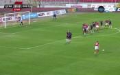 ЦСКА - Локомотив Пд 0:0 /първо полувреме/