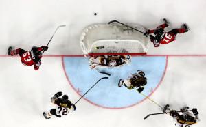 Канада и Швеция допълниха топ 4 на Световното по хокей