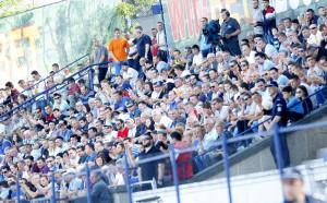 Фен-зона с видеостена събира привържениците на Дунав за мача с Иртиш