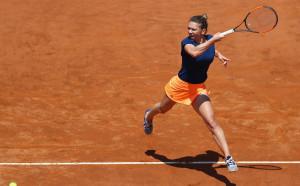 Халеп достигна полуфиналите в Рим