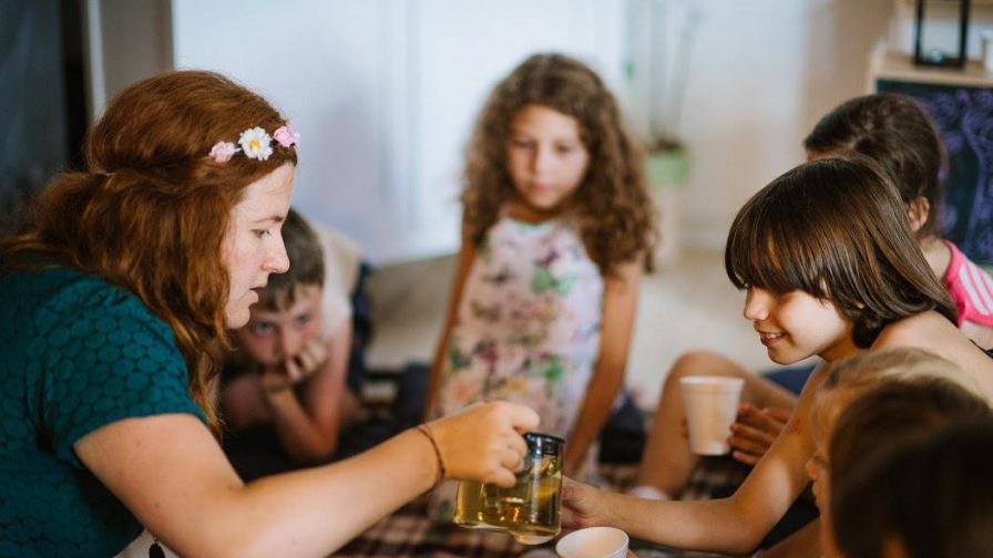 Социалната Чайна във Варна празнува своя Първи рожден ден