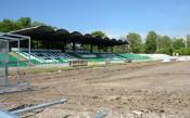 """Стадион """"Тича"""" готов за първия мач от новия сезон"""