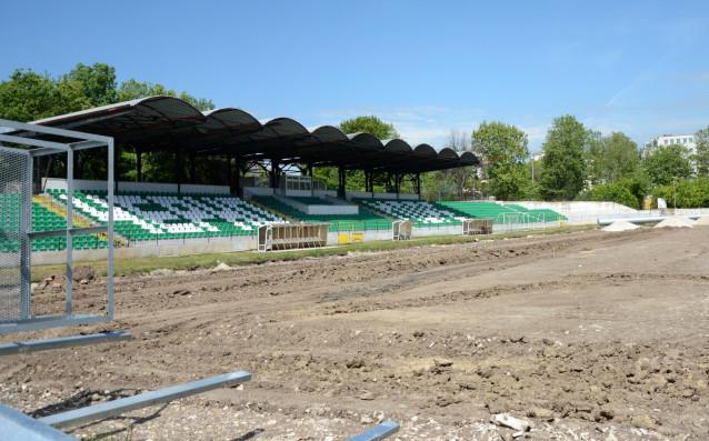 Стадион Тича източник: Gong.bg, Ивайло Борисов