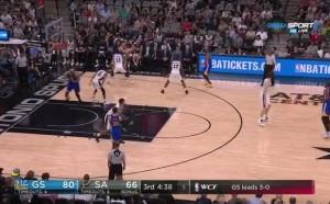 Голдън Стейт е първият финалист в НБА
