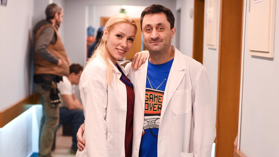Д-р Хинова изненадва д-р Мазов с неочаквана бременност