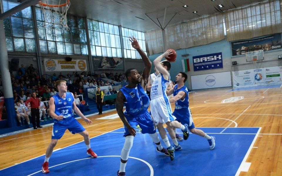 Черно море Тича с първа победа в шампионата