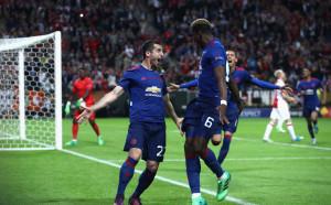 Юнайтед взе единственото, което му липсва и Аякс не го затрудни