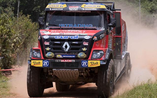 Рено Шерпа източник: Renault Trucks
