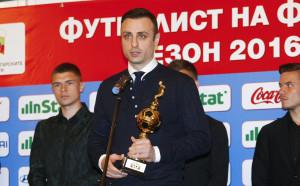 Марселиньо избран за Най-добър футболист, Бербатов също с приз