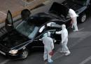 Колата на Пападимос след опита да бъде ликвидиран