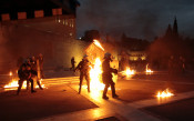 Бивш гръцки премиер пострада при взрив в личния автомобил