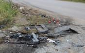 Аквапланинг е причината за катастрофата край Стара Загора