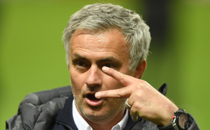 Моуриньо: Не ми говорете за футбол в следващия месец