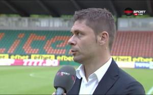 Александър Димитров: Трябва да си реализираме положенията