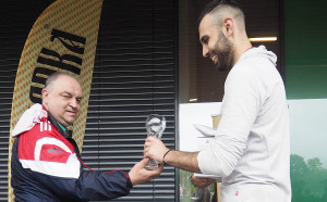 Кубрат спечели купата от фенския турнир на Лудогорец