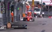Ферари завладя Монако - Кими стартира първи, провал за Хамилтън