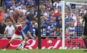 Диего Коста върна надеждата на Челси за дубъл