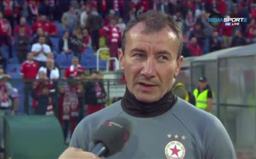Стамен Белчев: Левски се размина с малко