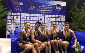 България спечели Световната купа по спортна аеробика