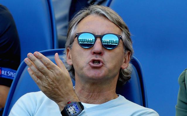 Старши треньорът на Зенит Санкт Петербург Роберто Манчини се самопредложи