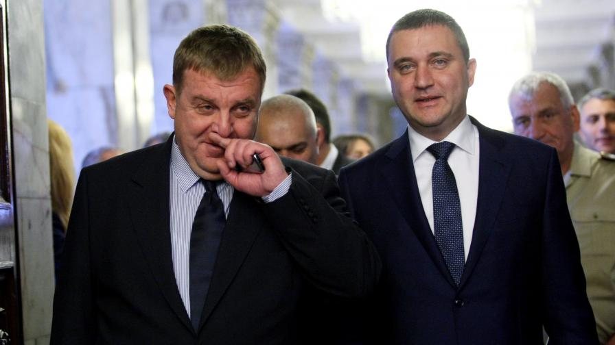 Президентът Румен Радев събра политическите лидери на първия, свикан от него Консултативен съвет по национална сигурност