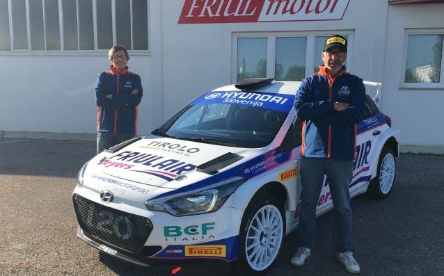 Клаудио де Кеко източник: Hyundai Racing