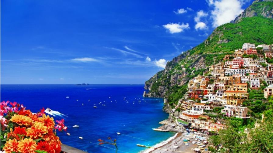 Амалфи – най-красивият балкон на Италия и още...