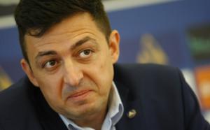 Шеф в Левски: Подкрепата към Михайлов не е сляпа