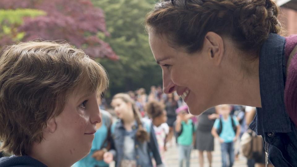 Wonder: филмът с Джулия Робъртс, чийто трейлър ще ви разплаче...