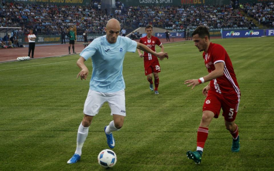 7e6960afcbb Ще спре ли на 7 серията на ЦСКА? - БГ Футбол - Първа лига - Gong.bg