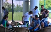 Националите се събраха в Бояна на лагер преди Беларус<strong> източник: LAP.bg, Владимир Стоянов</strong>