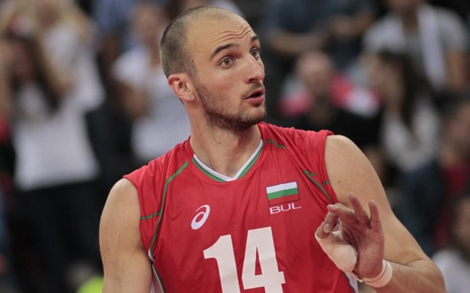 Волейболен национал преговаря с Галатасарай