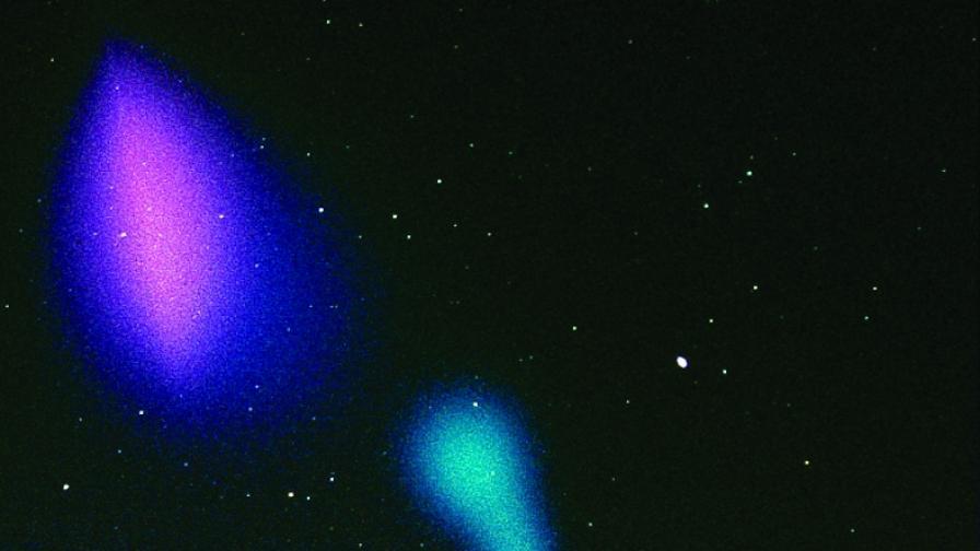 НАСА ще направи цветни облаци в небето над САЩ