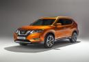 Nissan X-Trail показа новото си лице