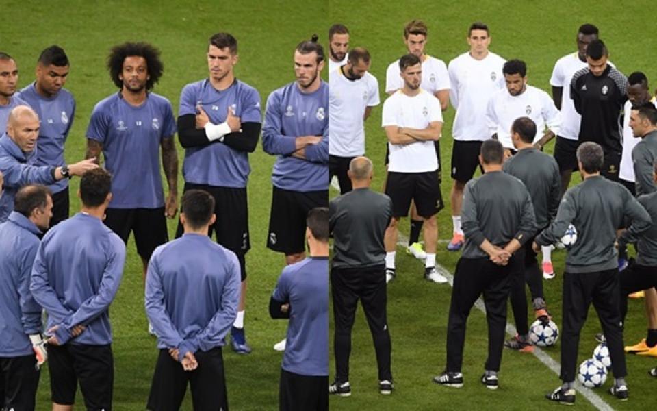 Юве - Реал: Европа тръпне в очакване на новия цар