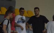 Везенков в България, гледа финалите за юноши