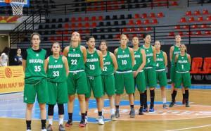 Баскетболистките в битка с еврошампиона