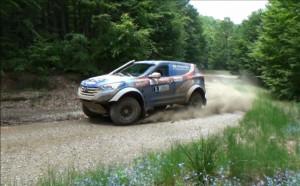 Офроуд рали Гърция – сериозно предизвикателство за Hyundai off-road racing team