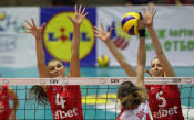 Ясни са съперниците на волейболистките ни в допълнителната квалификация за Мондиал 2018
