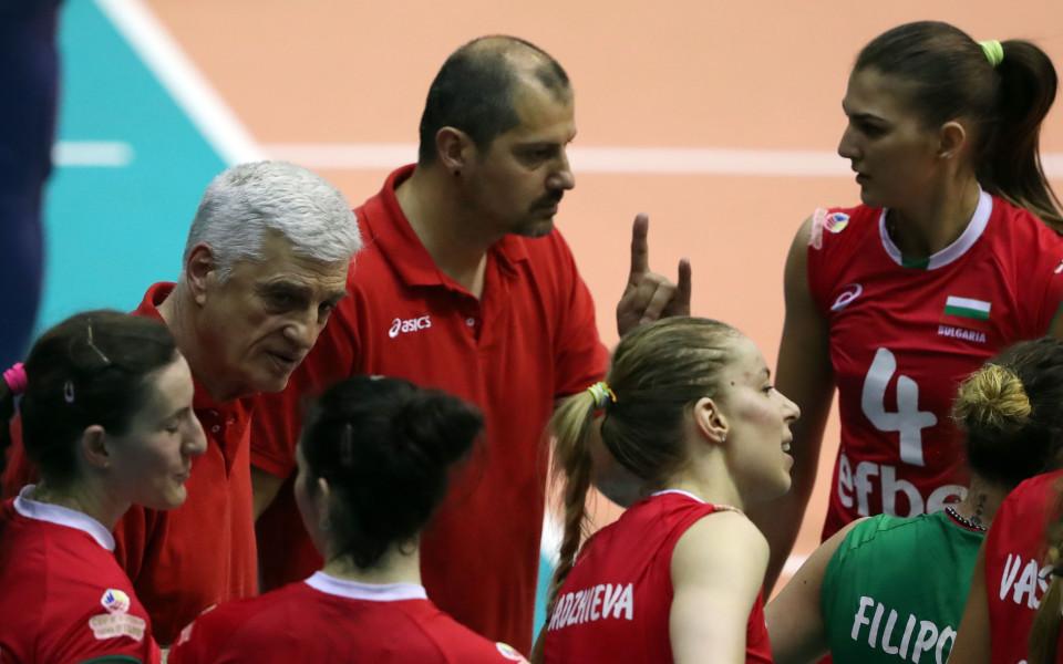 Волейболистките чакат Казахстан в Русе