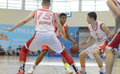 ЦСКА и Левски не достигнаха финала при 19-годишните баскетболисти