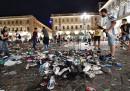 Над хиляда ранени в Торино, дете в критично състояние