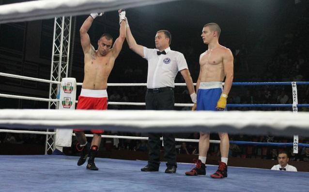 Боксова лига