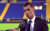 Емоционалният Томаш: Много ми е трудно, огромно браво на всички във Верея