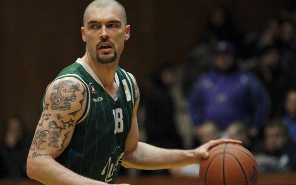 Христо Николов- Гларуса с бронз в Полша