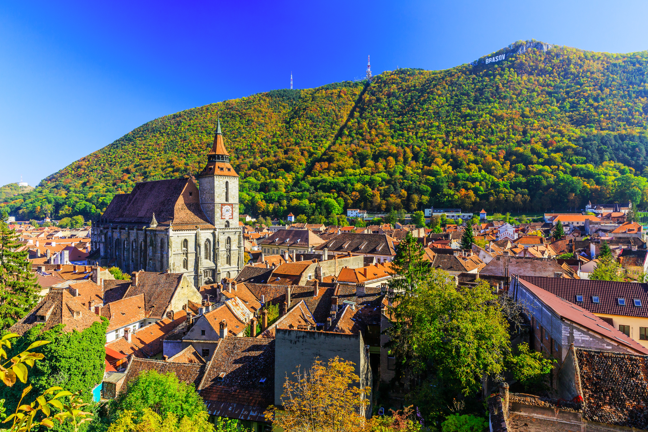 Брашов, Румъния